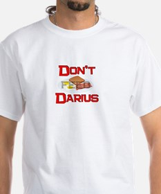 Dont Feed Darius T-Shirt