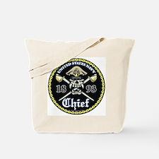 Navy Chief 1893 Tote Bag
