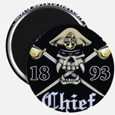 Navy Chief 1893 Magnet