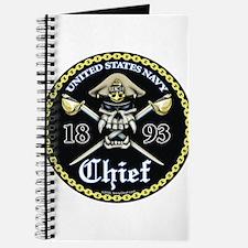 Navy Chief 1893 Journal