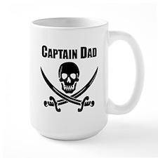 Captain Dad Mug