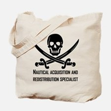 Nautical Acquisition Specialist Tote Bag