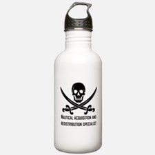 Nautical Acquisition Specialist Water Bottle