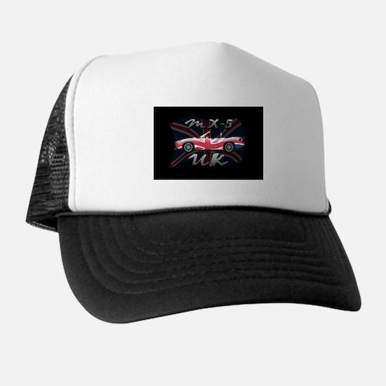 Unique Mazda miata Trucker Hat