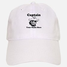 Custom Captain Pirate Baseball Baseball Baseball Cap