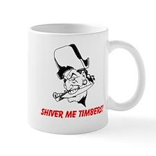 Shiver Me Timbers! Mug