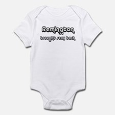 Sexy: Remington Infant Bodysuit