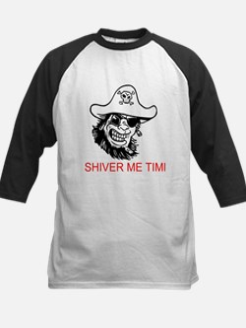 Shiver Me Timbers! Baseball Jersey