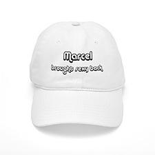Sexy: Marcel Baseball Cap