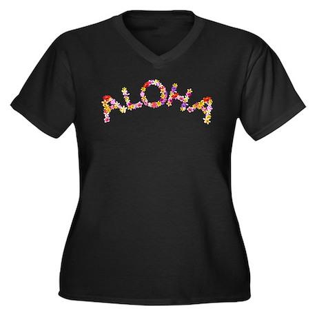 Aloha! Plus Size T-Shirt