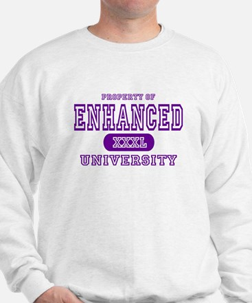 Enhanced University Sweatshirt