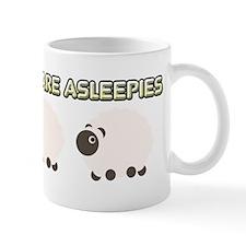 The Sheepies Are Asleepies Mug