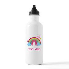Personalized Ballet Dance Water Bottle