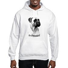 Bullmastiff Charcoal Jumper Hoody