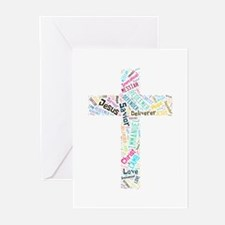 Names of Jesus Greeting Cards (Pk of 10)