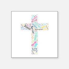 Names of Jesus Sticker