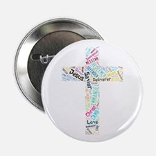 """Names of Jesus 2.25"""" Button (100 pack)"""