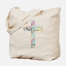 Names of Jesus Tote Bag
