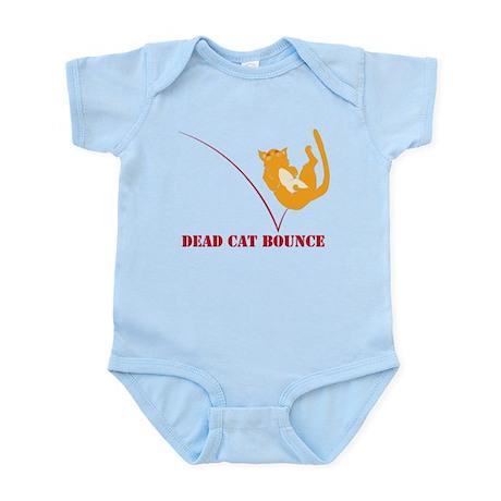 Dead Cat Bounce Body Suit