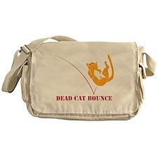 Dead Cat Bounce Messenger Bag