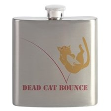 Dead Cat Bounce Flask