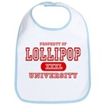 Lillipop University Bib
