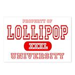 Lillipop University Postcards (Package of 8)