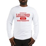 Lillipop University Long Sleeve T-Shirt