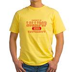 Lillipop University Yellow T-Shirt