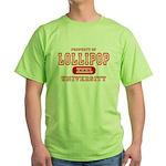 Lillipop University Green T-Shirt