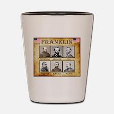 Franklin - Union Shot Glass