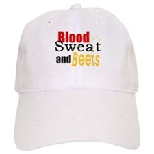 Blood, Sweet and Beers Baseball Cap