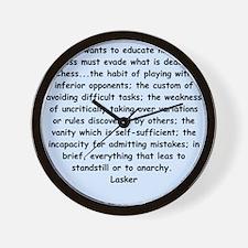 38 Wall Clock