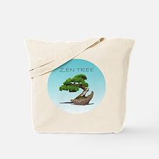 Zen Tree Tote Bag