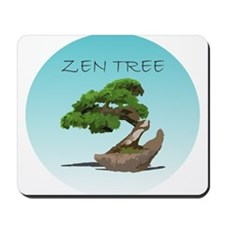 Zen Tree Mousepad