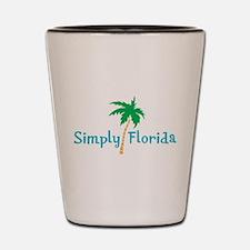 Simply Florida Shot Glass