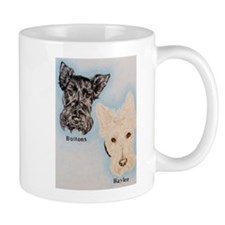 Buttons and Baylee Mug