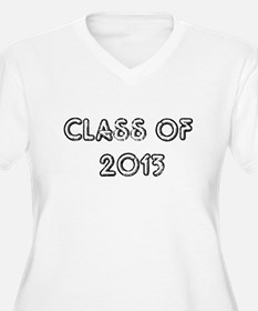 Class of 2013 Plus Size T-Shirt