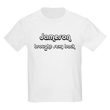 Sexy: Jameson Kids T-Shirt