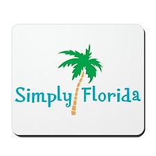Simply Florida Mousepad