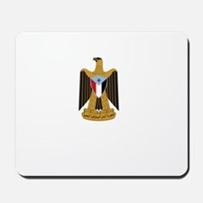 Coat of arms of South Yemen Eagle of Saladin Mouse