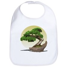 Bonsai Zen tree Bib