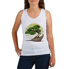 Bonsai Zen tree Women's Tank Top