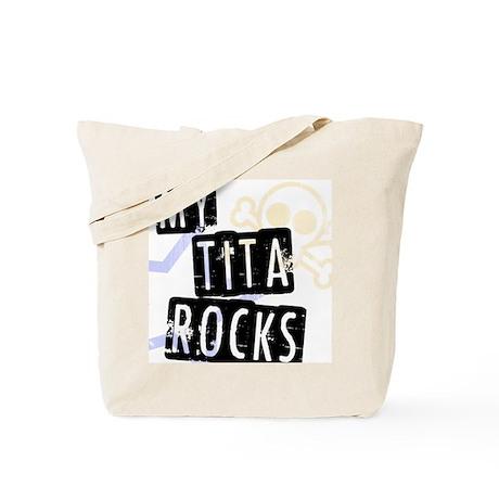 TitaRocks Tote Bag