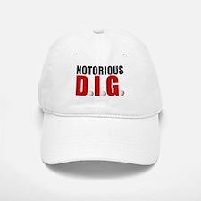 Notorious D.I.G. Baseball Baseball Cap