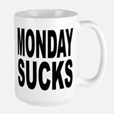 Monday Sucks Mug