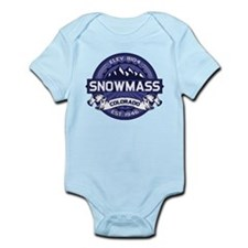Snowmass Midnight Infant Bodysuit
