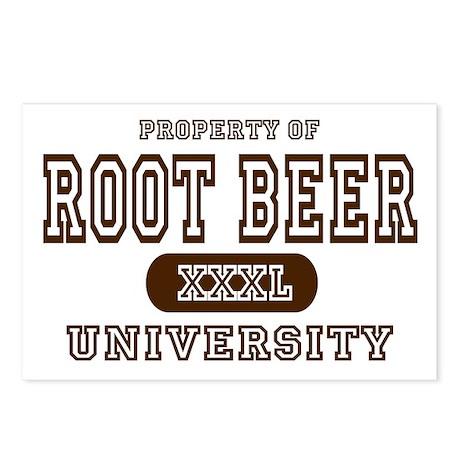 Root Beer University Postcards (Package of 8)