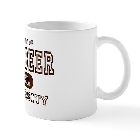 Root Beer University Mug