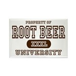 Root Beer University Rectangle Magnet (10 pack)